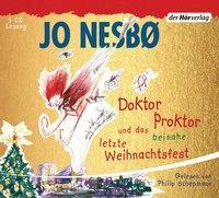 Cover von Doktor Proktor und das beinahe letzte Weihnachtsfest