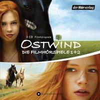 Cover von Ostwind Die Filmhörspiele 1 + 2