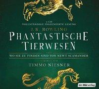 Cover von Phantastische Tierwesen und wo sie zu finden sind