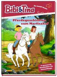 Cover von Bibi und Tina: Pferdegeschichten vom Martinshof