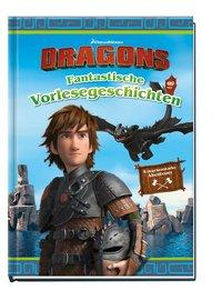 Cover von DreamWorks Dragons: