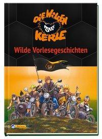 Cover von Die Wilden Kerle: Wilde Vorlesegeschichten