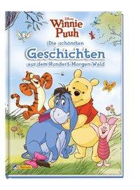 Cover von Disney Winnie Puuh: Die schönsten Geschichten aus dem Hundert-Morgen-Wald