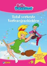 Cover von Bibi Blocksberg: Total verhexte Vorlesegeschichten