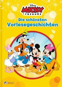Cover von Disney Micky Maus: Die schönsten Vorlesegeschichten