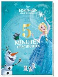 Cover von Disney Die Eiskönigin: 5-Minuten Geschichten