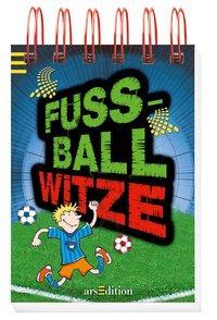 Cover von Fußballwitze