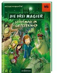 Cover von Die drei Magier - Geheimnis im Geisterwald