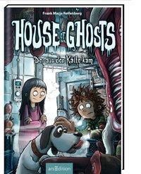 Cover von House of Ghosts - Der aus der Kälte kam