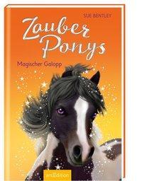 Cover von Zauberponys - Magischer Galopp