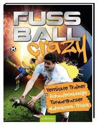 Cover von Fußball Crazy