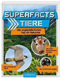 Cover von Superfacts Tiere