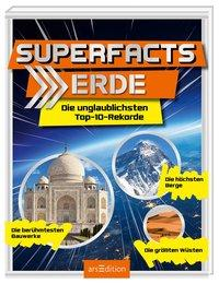 Cover von Superfacts Erde