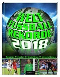 Cover von Welt-Fußball-Rekorde 2018
