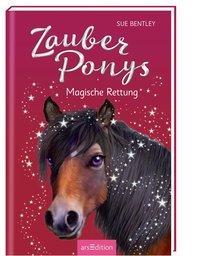 Cover von Zauberponys - Magische Rettung