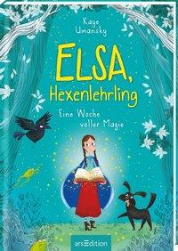 Cover von Elsa, Hexenlehrling - Eine Woche voller Magie
