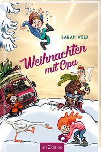 Cover von Weihnachten mit Opa (Spaß mit Opa 2)