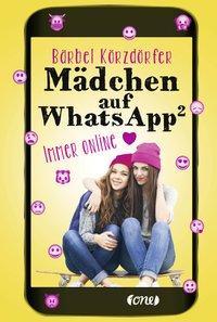 Cover von Mädchen auf WhatsApp 2 - Immer online