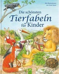Cover von Die schönsten Tierfabeln für Kinder