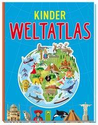 Cover von Kinderweltatlas
