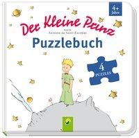 Cover von Der kleine Prinz Puzzlebuch