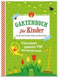 Cover von Gartenbuch für Kinder