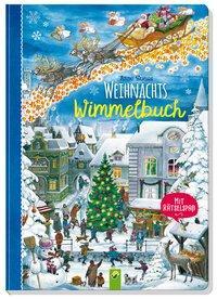 Cover von Weihnachtswimmelbuch