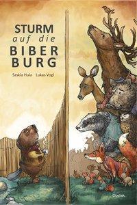 Cover von Sturm auf die Biberburg