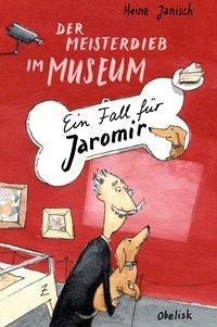 Cover von Der Meisterdieb im Museum
