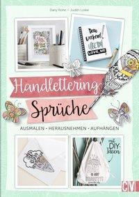 Cover von Handlettering-Sprüche