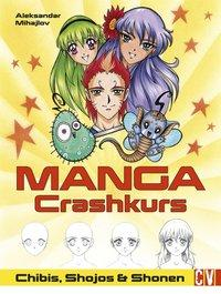 Cover von Manga Crashkurs