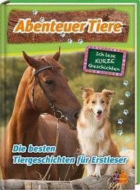 Cover von Abenteuer Tiere. Die besten Tiergeschichten für Erstleser