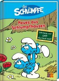 Cover von Die Schlümpfe. Neues aus Schlumpfhausen