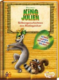 Cover von King Julien. Silbengeschichten aus Madagaskar