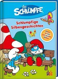 Cover von Die Schlümpfe. Schlumpfige Silbengeschichten