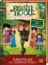 Cover von Robin Hood. Abenteuer aus Sherwood Forest