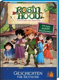 Cover von Robin Hood. Geschichten für Erstleser
