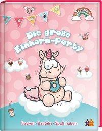 Cover von Theodor & Friends, Die große Einhorn-Party