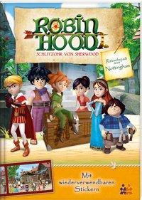 Cover von Robin Hood. Rätselspaß aus Nottingham