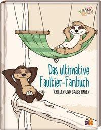 Cover von Das ultimative Faultier-Fanbuch