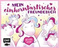 Cover von Mein einhorntastisches Freundebuch (Einhorn Freundebuch)