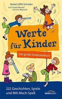 Cover von Werte für Kinder