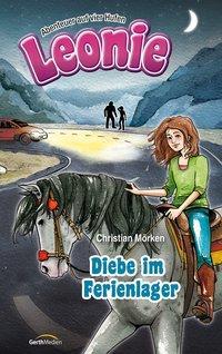 Cover von Leonie: Diebe im Ferienlager