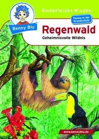 Cover von Benny Blu - Regenwald