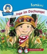Cover von Bambini Inge im Dschungel
