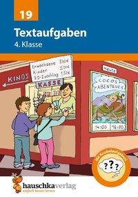Cover von Textaufgaben 4. Klasse