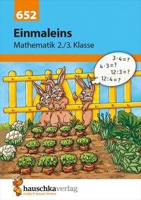 Cover von Einmaleins Mathematik 2./3. Klasse