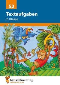 Cover von Textaufgaben 2. Klasse