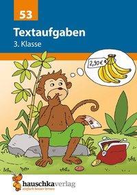 Cover von Textaufgaben 3. Klasse