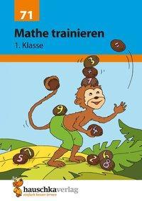 Cover von Mathe trainieren 1. Klasse
